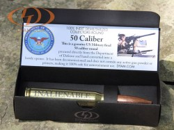 50cal Opener in Gift Box