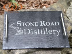Engraved Slate Tray